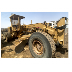 Grader Caterpillar, in good Condition, 14G,Model 1981 ,for sell, available in Riyadh