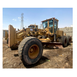Grader Caterpillar, in good Condition, 14G,Model 1986 ,for sell, available in Riyadh