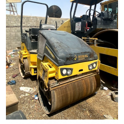 Roller Compactor, Bomag roller, Type 120, Model 2012, available in Riyadh, for sell