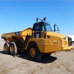 CATERPILLAR 725c Articulated Dump Trucks