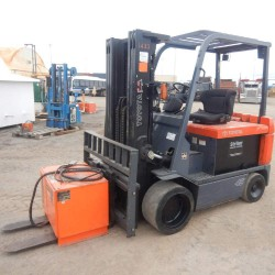 TOYOTA 7FBCU45 9100 Lb Electric Forklift